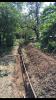 изкоп за канализация