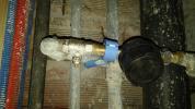 смяна на водопроводен кран