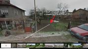 снимка на терена за канализация